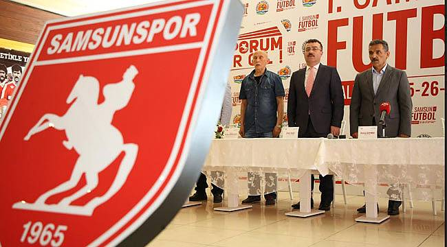 Samsunspor için çalıştay