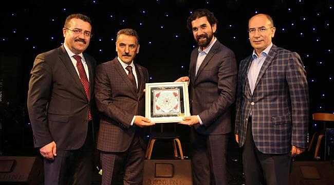 Serdar Tuncer'le ramazan etkinliği