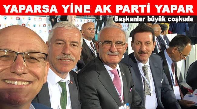 Tok, Yaparsa AK Parti Yapar