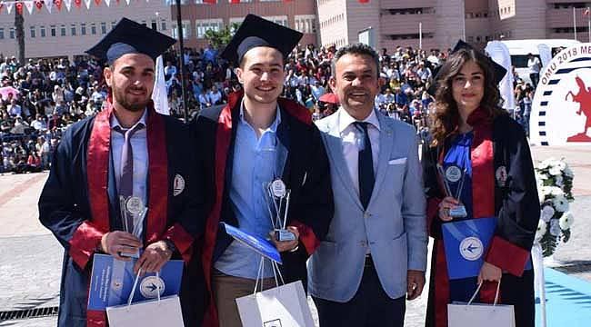 121 makina ve endüstri mühendisi mezun oldu