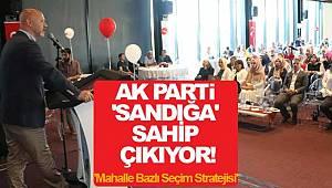 AK Parti'de seçim hazırlıkları sıkı