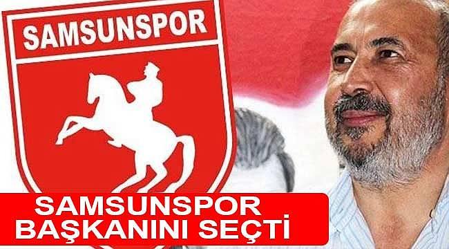 Samsunspor'da Başkan İsmail Uyanık oldu, kulüp şirletleşiyor