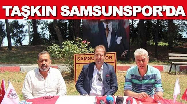 Taner Taşkın Samsunspor'da