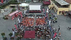 Açık hava sinema günleri başladı