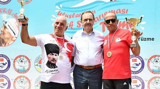 Su yarışmasında ödüller verildi