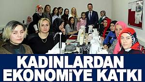 İlkadımlı kadınlardan ekonomiye katkı