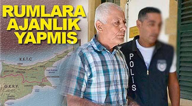 Rumlara ajanlık yapan Türk yargılanıyor