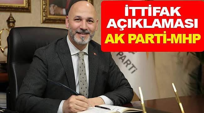 Yerel seçimlerde AK Parti-MHP ittifakı