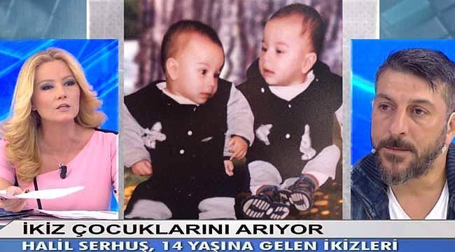 12 yıl önce terk edilen ikizleri babası arıyor
