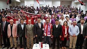 Samsunspor'da hedef güçlü alt yapı