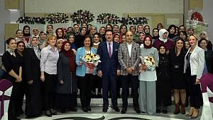 Başkan Tok, hastane personelini ağırladı