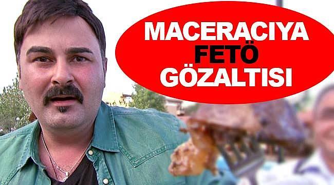Maceracı programını yapan Murat Yeni FETÖ'den gös