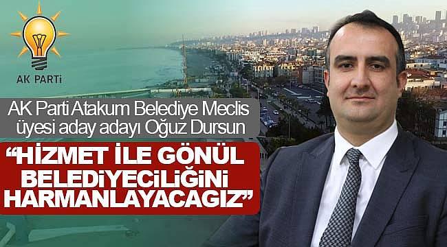 AK Parti belediyecilik anlayışını farklı bir noktaya taşıdı