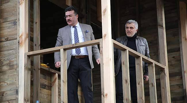 Atakum'da turizm yatırımı