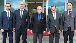 Samsunspor'da önemli buluşma