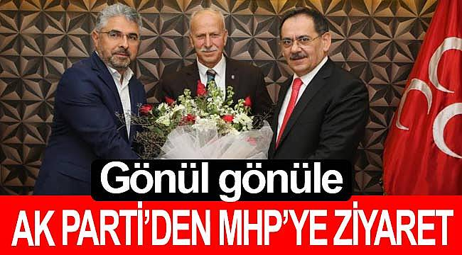 AK Parti MHP el ele