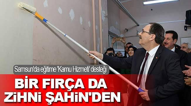 Samsun'da hükümlülere örnek proje