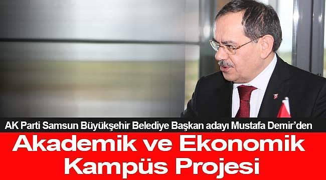 Ekonomi kampüsü projesi