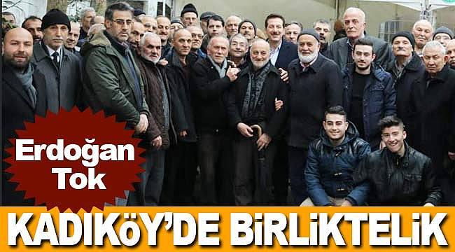 Kadıköy'de coşkulu buluşma