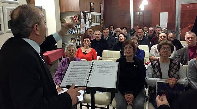 Usta isim Vehbi Tezcan'dan konser