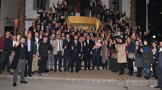 Güçlü Türkiye gençlerle yükselecek