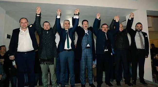 Samsunluluk ruhu ile oluşan Meclis Kadrosu'dan Güçlü Mesaj