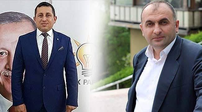 AK Parti Canik ilçe başkanı Ercan Eler ve Yakakent İlçe Başkanı Ahmet Ünel istifa etti