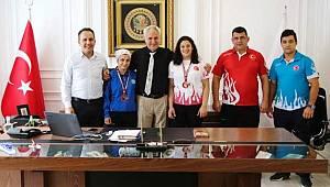 Halter Türkiye şampiyonu Samsun'dan