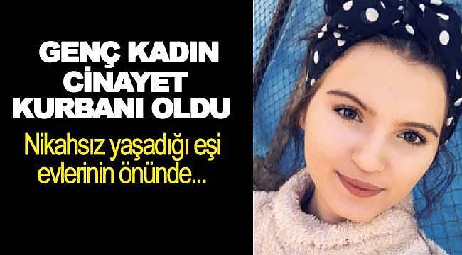 Adana'da bir çocuk annesi kadın 19 yaşında öldürüldü