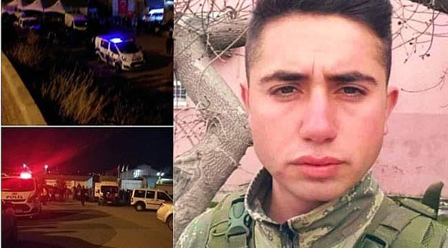 Barış Pınarı Harekatı'nda Suriye'de Astsubay Ahmet Topçu şehit düştü