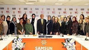 'AK Parti Türkiye'de yeni bir sayfa açmıştır'