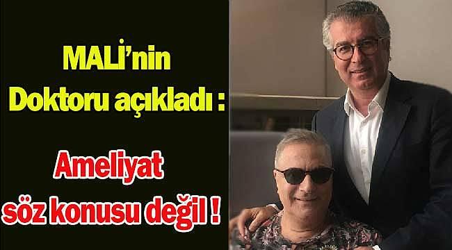 Mehmet Ali Erbil'in sağlık iddiaları