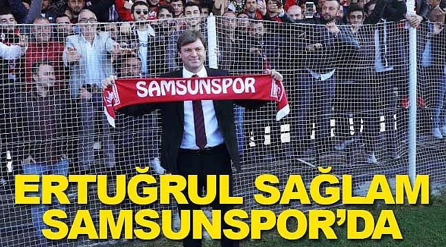 Samsunspor'da Sağlam dönemi