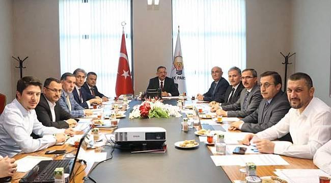 'Yerel yönetimler AK Parti ile güçleniyor'