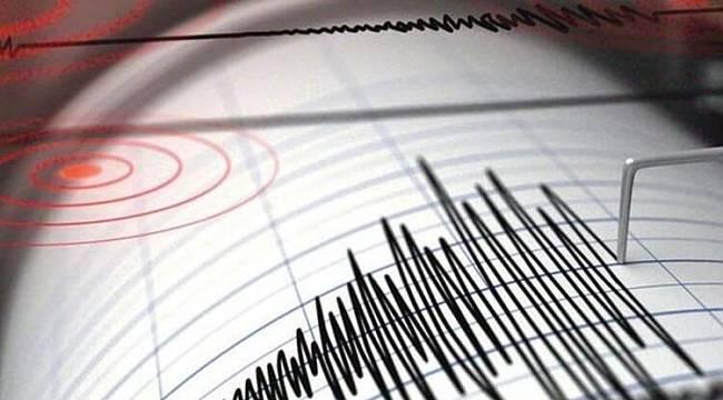 Elazığ Sivrice'de 5 büyüklüğünde deprem
