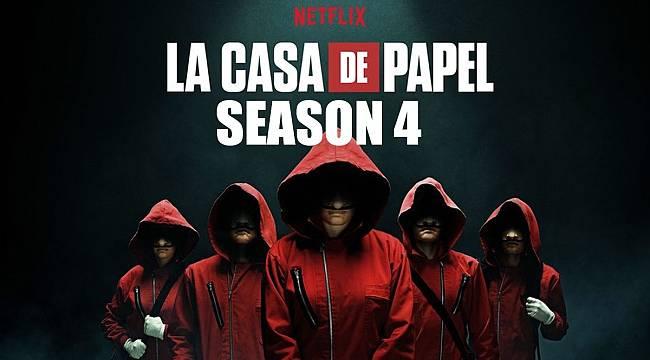 La Casa De Papel saat kaçta yayınlanacak? La Casa De Papel 4. sezon için geri sayım başladı!