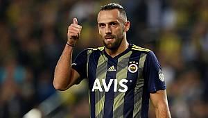 Fenerbahçeli Vedat Muriç'in gönlü Tottenham'da