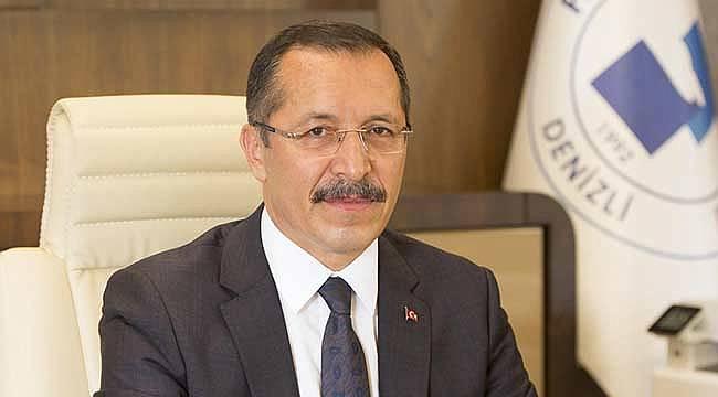 Pamukkale Üniversitesi Rektörü Bağ, hakkında karar