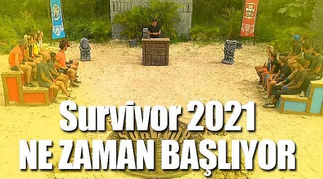 Survivor 2021 ne zaman başlayacak? Başvuru alınıyor mu
