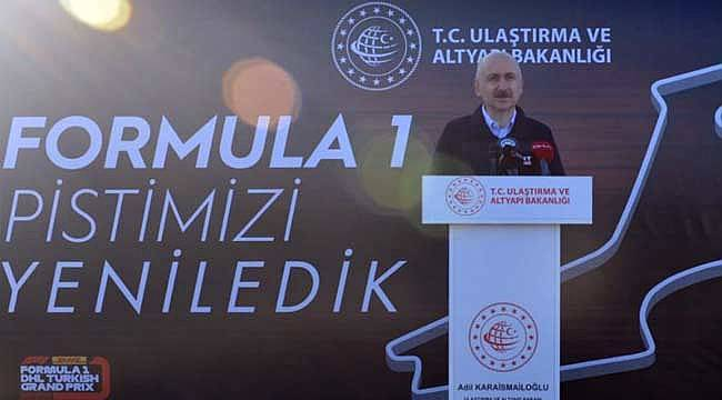 Formula 1, 9 yıl aradan sonra Türkiye'de