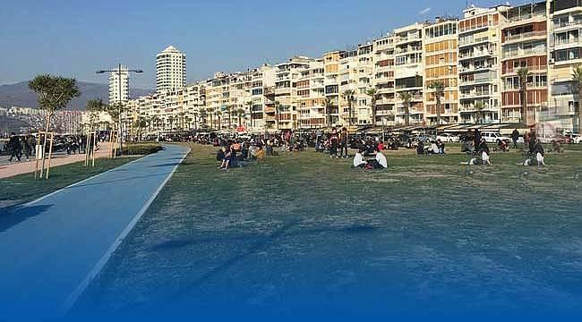 İzmir'de 65 yaş üstü hangi saatlerde sokağa çıkabilecek