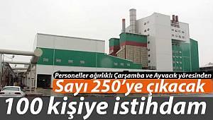 Samsun'da istihdama katkı