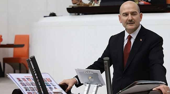 Bakan Soylu, mecliste HDP'yi yerin dibine soktu