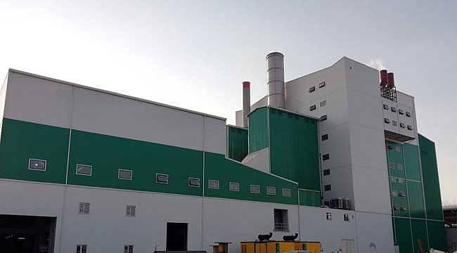 Biyokütle enerji santralinden çıkan dumanla ilgili açıklama