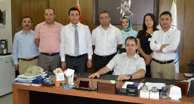 Dr. Ersin Arslan Devlet Hastanesi'nde Yönetim Değişikliği