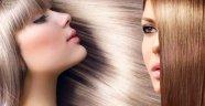 Keratin uygulaması ile saçlar yeniden canlanıyor hayat buluyor
