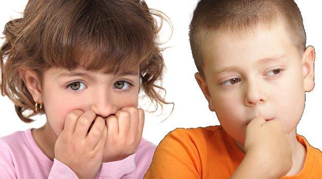 Tırnak yeme ve parmak emme faydalı mı, zararlı mı şaşırtan sonuç