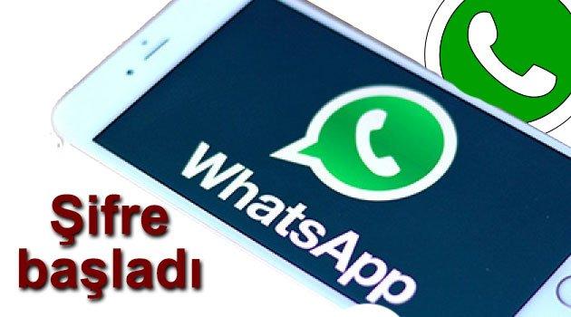 whatsapp sohbet koruma