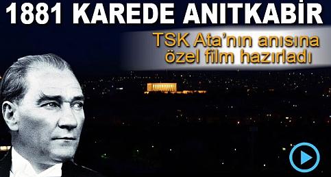 Atatürk'ün anısına 1881 filmi