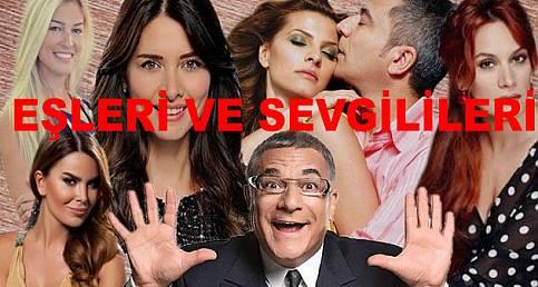 Mehmet Ali Erbil eşleri ve sevgilileri dikkat çekiyor